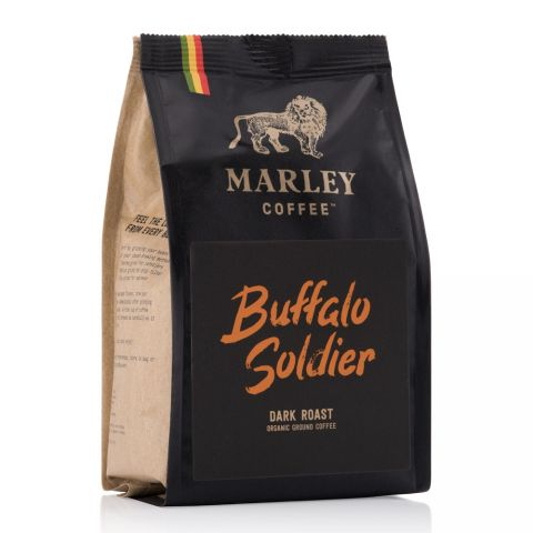 BUFFALO SOLDIER - DARK ROAST Ground
