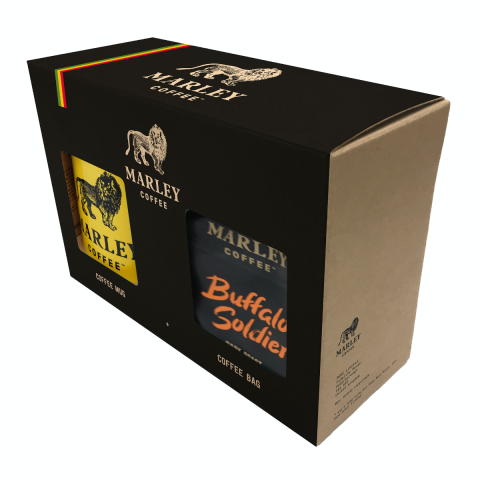 Marley Coffee giftbox